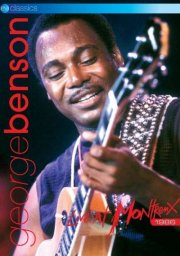 george benson - live at montreux 1986 - DVD