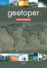 geotoper 1 - lærerhåndbog - bog