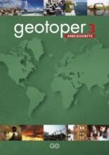 geotoper 3 - arbejdshæfte - pakke á 25 stk - bog