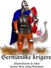 germanske krigere - bog