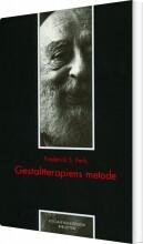 gestaltterapiens metode - bog