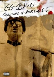 gg allin - carnival of excess - DVD