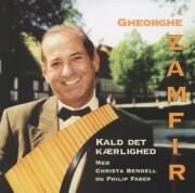 gheorghe zamfir - kald det kærlighed - cd