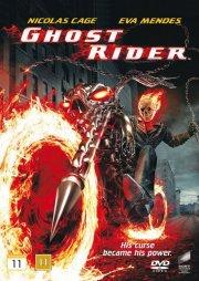 ghost rider - nicolas cage - DVD