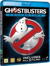 ghostbusters 1 // ghostbusters 2 // ghostbusters 3 answer the call - Blu-Ray