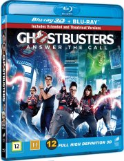 ghostbusters 2016 - answer the call  - 3d + 2d Blu-Ray