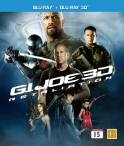 g.i. joe: gengældelsen / g.i. joe: retaliation - 3D Blu-Ray