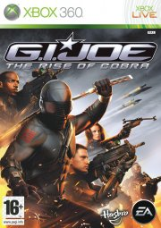 g.i. joe: the rise of cobra (nordic) - xbox 360