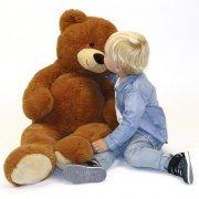 kæmpe bamse / giant teddy bear - 100 cm - Bamser