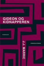 gideon og kidnapperen - bog