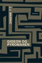 gideon og pyromanen - bog