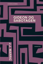 gideon og sabotagen - bog