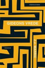 gideons vrede - bog