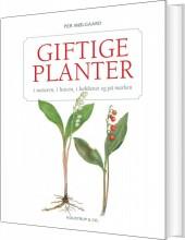 giftige planter for folk og fæ - bog