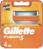 gillette fusion barberblade og barberskraber - 4 blade - Hudpleje