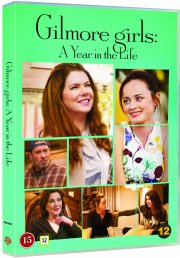 gilmore girls - a year in the life - 2016 - DVD