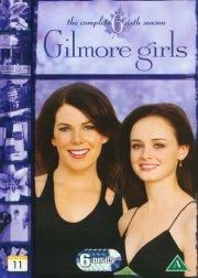 gilmore girls - sæson 6 - DVD
