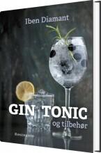 gin, tonic og tilbehør - bog
