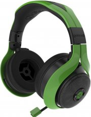 gioteck fl-300 bluetooth høretelefoner - grøn - Gaming