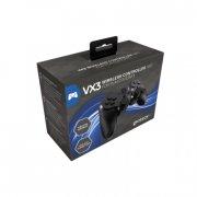 gioteck vx-3 ps3 controller - trådløs - Konsoller Og Tilbehør