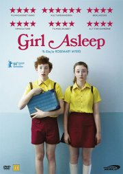 girl asleep - DVD
