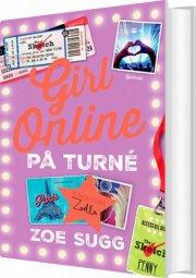 girl online 2 - på turné - bog