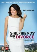 girlfriends guide to divorce - sæson 1 - DVD