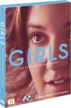 girls - sæson 2 - hbo - DVD