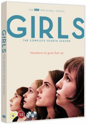 girls - sæson 4 - hbo - DVD