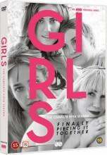 girls - sæson 5 - hbo - DVD