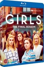 girls - sæson 6 - hbo - Blu-Ray