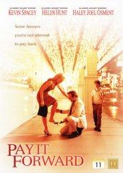 pay it forward / giv det videre - DVD