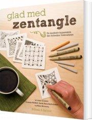 glad med zentangle - bog