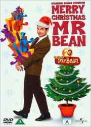 glædelig jul mr. bean - DVD