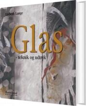 glas - teknik og udtryk - bog