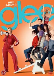 glee - sæson 2 - DVD