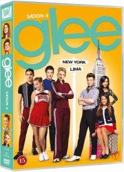 glee - sæson 4 - DVD