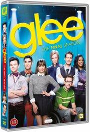 glee - sæson 6 - DVD