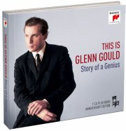 glenn gould - this is glenn gould - story of a genius - cd