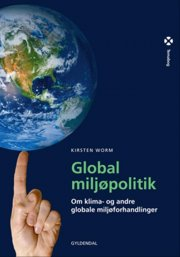 global miljøpolitik - bog