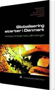 globalisering starter i danmark - bog