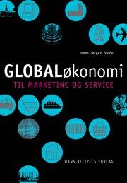 globaløkonomi til marketing og service - bog
