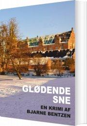glødende sne - bog