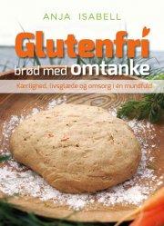 glutenfri - brød med omtanke - bog