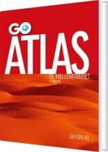go atlas til mellemtrinnet - 2. udgave - bog