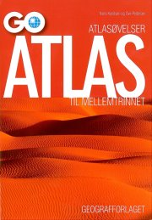 go atlas til mellemtrinnet - atlasøvelser - bog