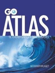 go atlas til overbygningen og gymnasiet - bog