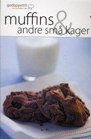 muffins & andre små kager - bog