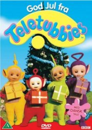 happy christmas from the teletubbies / god jul fra teletubbies - DVD