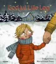 god jul, lille løg - bog